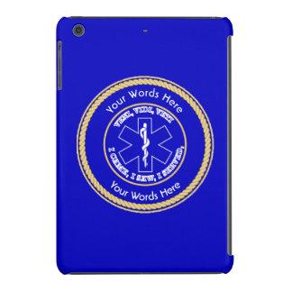 Estrella de EMT del universal del escudo de la Fundas De iPad Mini Retina