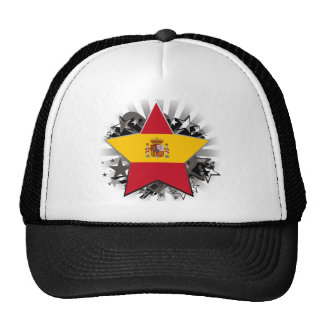Estrella de España Gorras De Camionero