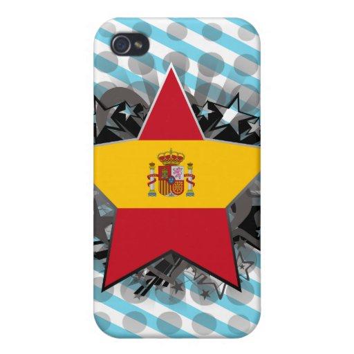 Estrella de España iPhone 4 Coberturas