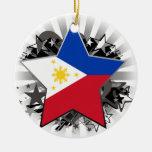 Estrella de Filipinas Adorno