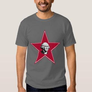 Estrella de George Washington Polera