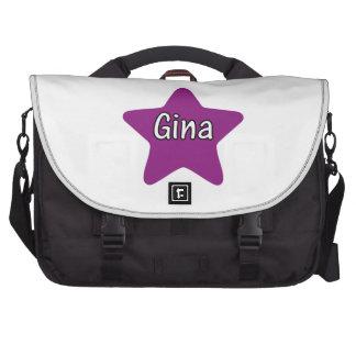 Estrella de Gina Bolsas Para Portátil