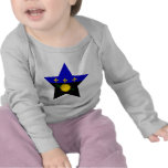 Estrella de Guadalupe Camiseta