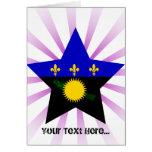 Estrella de Guadalupe Felicitación