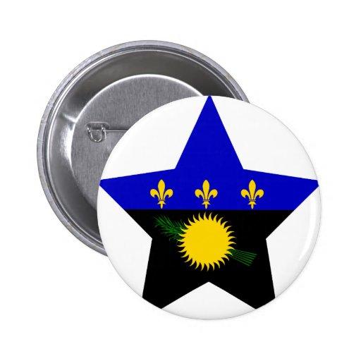 Estrella de Guadalupe Pin
