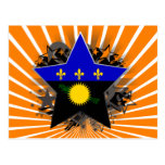 Estrella de Guadalupe Postales