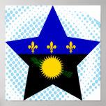Estrella de Guadalupe Posters