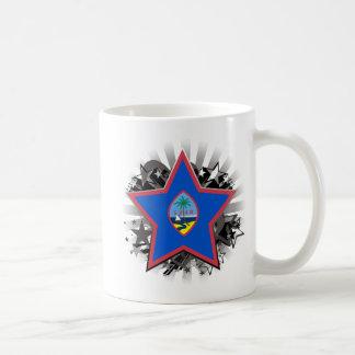 Estrella de Guam Taza De Café