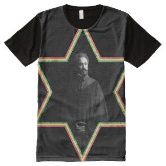 Estrella de Haile Selassie de David