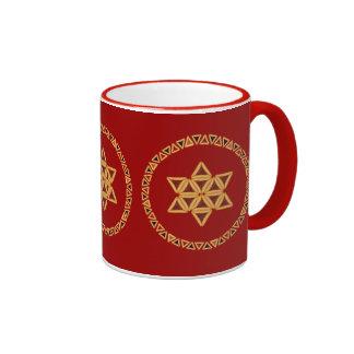 Estrella de Hamentashen de la taza de David
