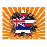 Estrella de Hawaii Postal