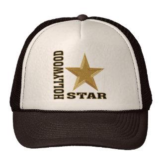 Estrella de Hollywood Gorras De Camionero
