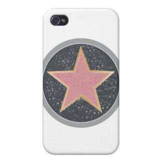 estrella de Hollywood iPhone 4 Cárcasa