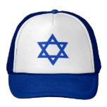 Estrella de Israel del gorra de David