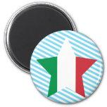 Estrella de Italia Imanes