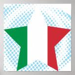 Estrella de Italia Posters