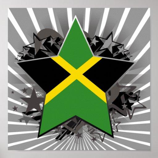 Estrella de Jamaica Póster