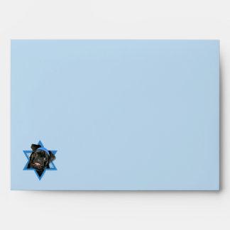 Estrella de Jánuca de David - barro amasado - Ruff Sobre