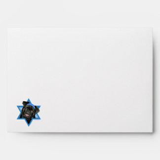 Estrella de Jánuca de David - barro amasado - Ruff Sobres