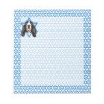 Estrella de Jánuca de David - Basset Hound - jazmí Bloc