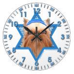 Estrella de Jánuca de David - Bruselas Griffon Relojes