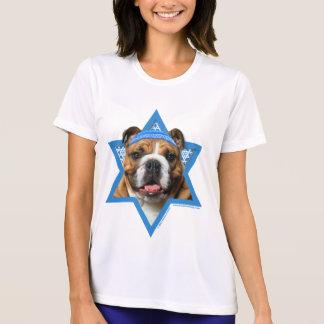 Estrella de Jánuca de David - dogo Camisetas