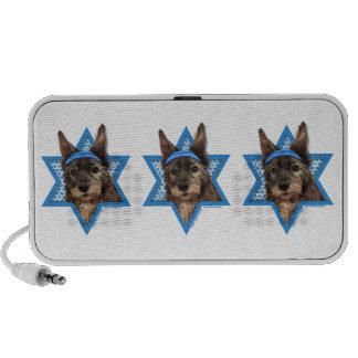 Estrella de Jánuca de David - mojón Terrier - Trix