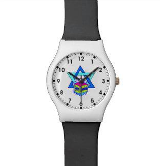 Estrella de Jánuca de David Relojes De Pulsera