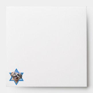 Estrella de Jánuca de David - ShihPoo - Maggie