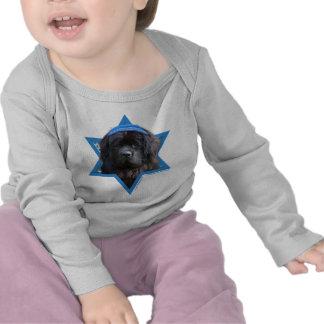 Estrella de Jánuca de David - Terranova Camiseta