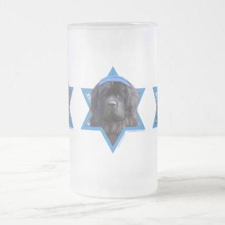 Estrella de Jánuca de David - Terranova Taza De Cristal