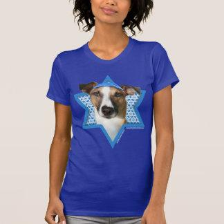 Estrella de Jánuca de David - Whollie - conejo Camisetas