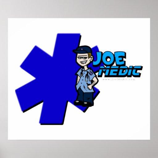 Estrella de Joe de la vida grande Impresiones