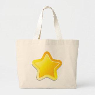 Estrella de Kawaii Bolsas De Mano