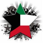 Estrella de Kuwait Esculturas Fotograficas