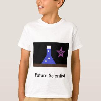 Estrella de la ciencia, científico futuro playera