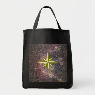 Estrella de la galaxia bolsa lienzo