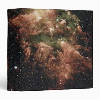 "Estrella de la nebulosa de Carina Carpeta 1 1/2"""