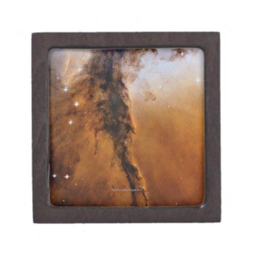 Estrella de la nebulosa de Eagle Cajas De Recuerdo De Calidad