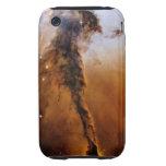 Estrella de la nebulosa de Eagle iPhone 3 Tough Funda