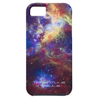 Estrella de la nebulosa del Tarantula que forma la iPhone 5 Cobertura