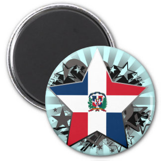 Estrella de la República Dominicana Iman Para Frigorífico