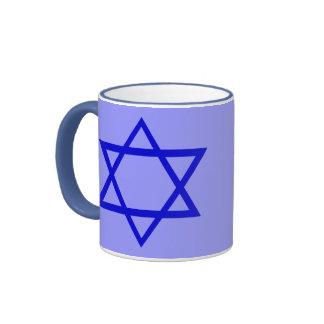 Estrella de la taza de David