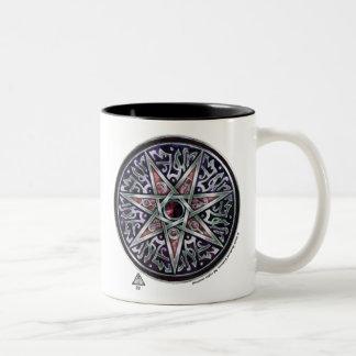 Estrella de la taza vidente