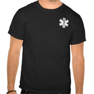 Estrella de la vida camiseta