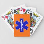 Estrella de la vida el ccsme baraja de cartas