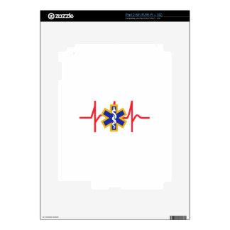 Estrella de la vida skin para el iPad 2