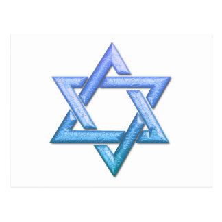 Estrella de las postales de David