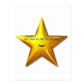 Estrella de levantamiento postal