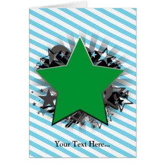 Estrella de Libia Felicitaciones